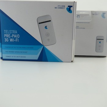 Telstra ZTE MF65 HSPA+ MiFi Modem Router