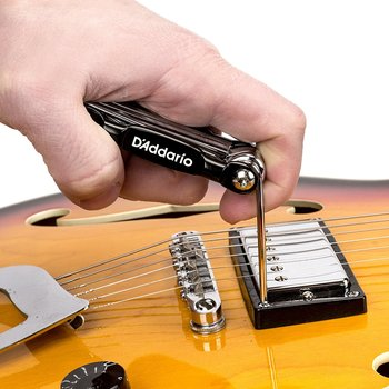 D ' Addario PW-GBMT-01 Guitar / Bass Multi-Tools