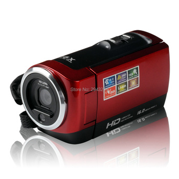 Nové DV Cam Video HD Videokamera HD 720P 16MP DVR 2.7